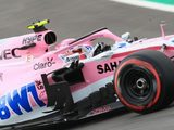 "Esteban Ocon: ""We didn't really have the pace we expected"""
