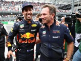Horner: Ricciardo's Mexico pole lap 'came from nowhere'