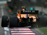 McLaren fined for unsafe pit release