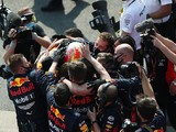Verstappen 'didn't see victory coming' in 70th Anniversary GP