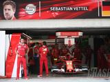 Vettel takes fresh power unit elements ahead of Malaysian GP