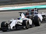 Williams sure team orders row resolved