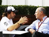 FIA should not rule on Alonso's F1 fitness, McLaren's Dennis says