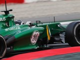 Caterhams unable to get past Bianchi at Austin