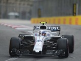 Sergey Sirotkin handed grid penalty for first lap Azerbaijan contact