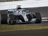 Hamilton returns to F1 action at Silverstone