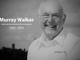 Motorsport pays tribute to legendary F1 broadcaster Murray Walker