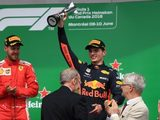 "Max Verstappen: ""The whole weekend we were very competitive"""