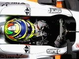 Overweight Force India causing problems