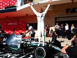 Hamilton's defeats show this could be best season yet - Palmer