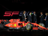 Vettel shares thoughts on 2019 Ferrari challenger