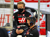 Magnussen: It didn't feel right to race after Grosjean's crash