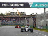 What are F1's options to replace the Australian Grand Prix?