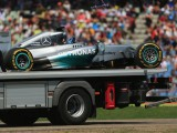 Hamilton likely to start from pitlane, takes penalty