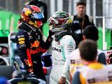 Alex Albon: Lewis Hamilton sent me a private message after Brazil clash