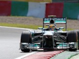 FP1: Mercedes lead incident filled first practice