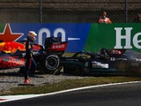 Verstappen gets penalty for F1 Italian GP incident with Hamilton