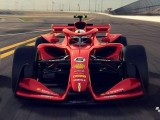F1 provides first look at 2021 concept cars