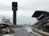 Final day of first Barcelona Formula 1 test set aside for wet tyres