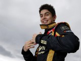European F3 Champion Ocon 'Exceptional' during maiden F1 test