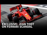 Video: Ferrari Engine Controversy: How Ferrari blocked the FIA from revealing details