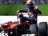 Webber denies ignoring marshals