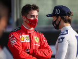 Leclerc: Drivers can be friends off the track