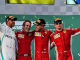 Sebastien Vettel uses VSC-inspired strategy call to beat Lewis Hamilton to Australian GP victory