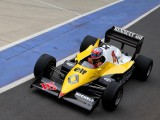 Historique Monaco Event sees Prost and his '83 Renault Reunite