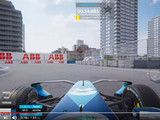 Fans to race Formula E drivers in real time