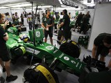 Caterham F1 team in technical shake-up