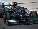 Red Bull believe Mercedes 'forced' into Hamilton penalty