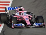 "Sergio Perez: ""My first impressions of the new car are positive"""