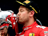 Vettel dismisses win drought: 'In Canada we won'