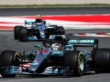 Hamilton wins Spanish GP in Mercedes 1-2