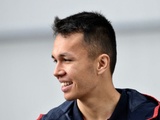 Albon poised for 'big step' with Red Bull as Belgian GP approaches