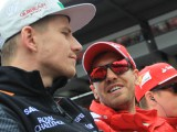 Vettel, Hulkenberg defeated in ROC Nations Cup