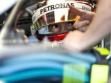 Hamilton quickest in opening session in Japan