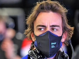 Alonso teases fans with coded message
