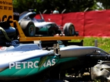 JV: Rosberg was 100 per cent wrong