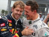 Vettel confirms never visiting Schumacher