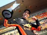 "Daniel Ricciardo: ""I Have A Lot Of Emotions"" After Incredible Win"