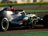 Mercedes takes one for the F1 team