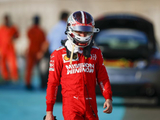 Leclerc: Ferrari start was a struggle