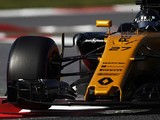 F1 testing 2017: Scoring points difficult for Renault - Hulkenberg