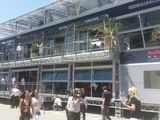 In photos: Formula 1 hospitality units