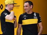 Hulkenberg took Renault to 'another level'