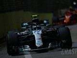 Bottas 'can't be happy with P4', puzzled by gap to Lewis