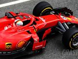 Vettel: Pointless to compare 2018 Ferrari with F1 rivals