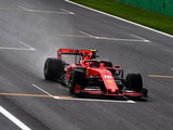 Leclerc continues to set Monza pace